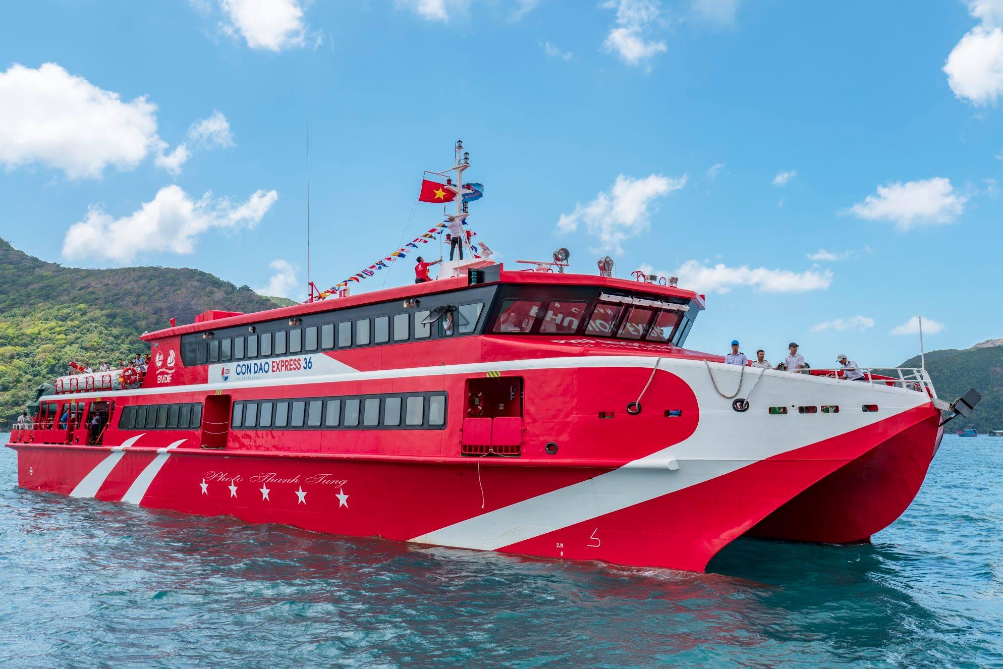 [COMBO] Tàu ra Côn Đảo và khách sạn giá hợp lý lắm