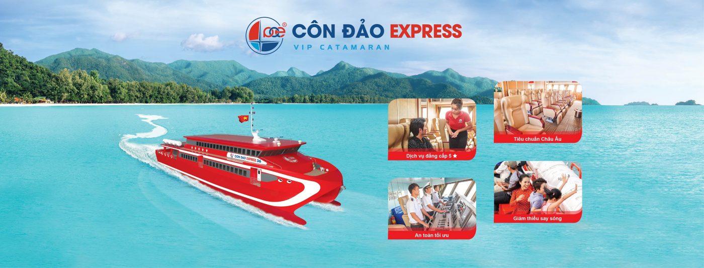 Tàu cao tốc Côn Đảo Express