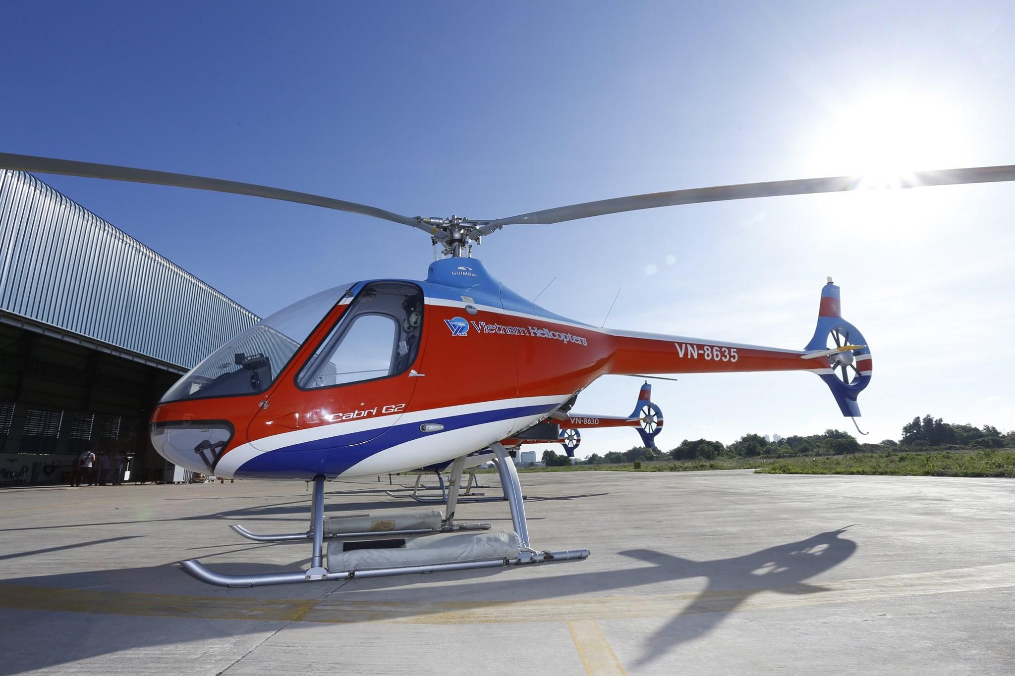 Review tổng quan về dịch vụ trực thăng ngắm cảnh Vũng Tàu