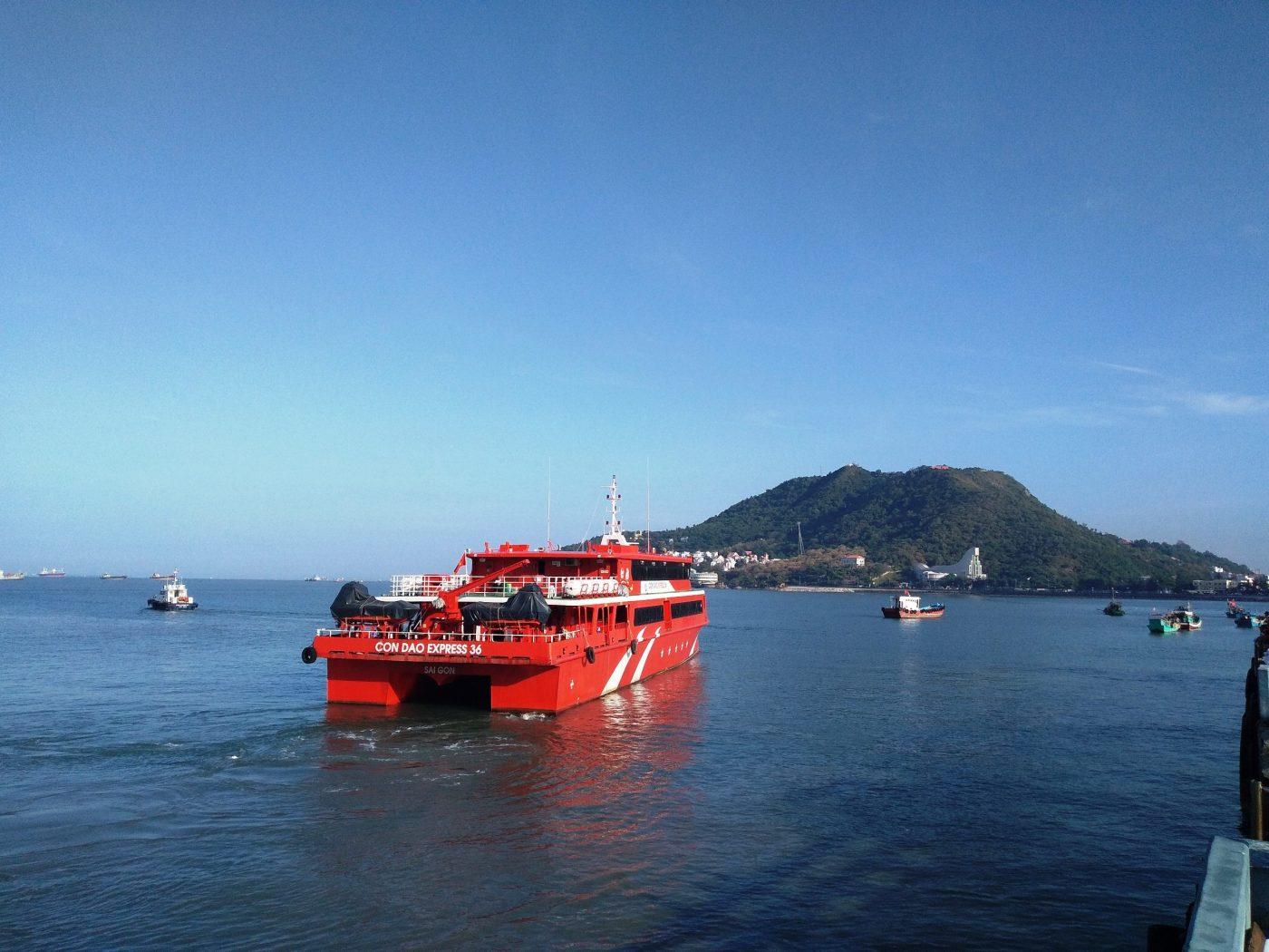 Hai cách đơn giản nhất để đi du lịch từ Vũng Tàu ra Côn Đảo