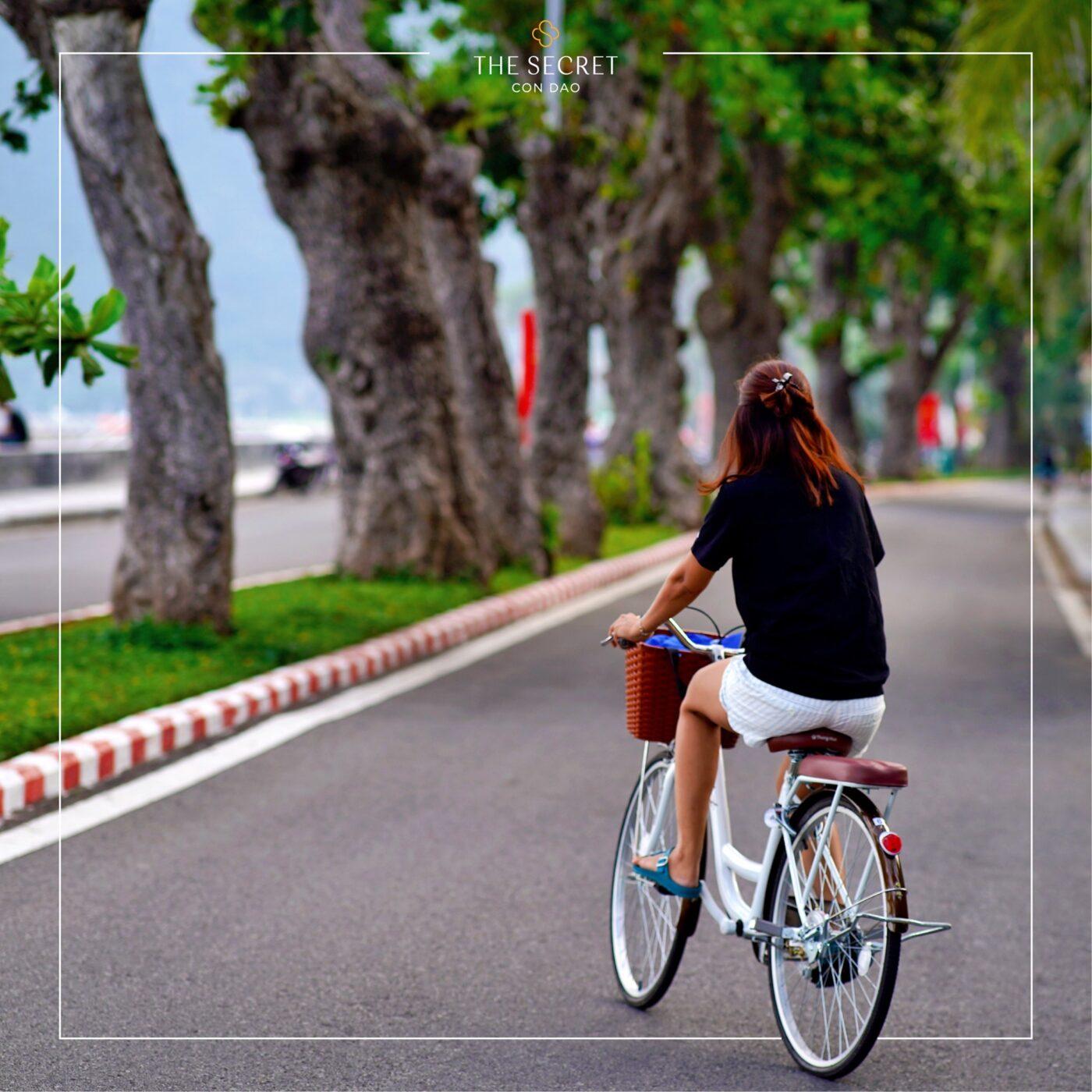 Đạp xe Thống Nhất, khám phá Côn Đảo xịn hết nấc